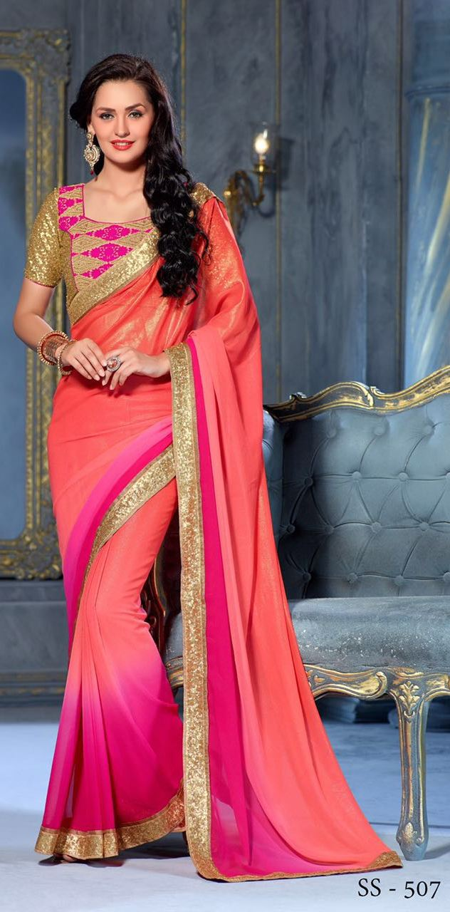TFH SS Hit Designs By TFH Indian Traditional Beautiful Stylish Designer Embroidered Party Wear Fancy Sarees At Wholesale Price