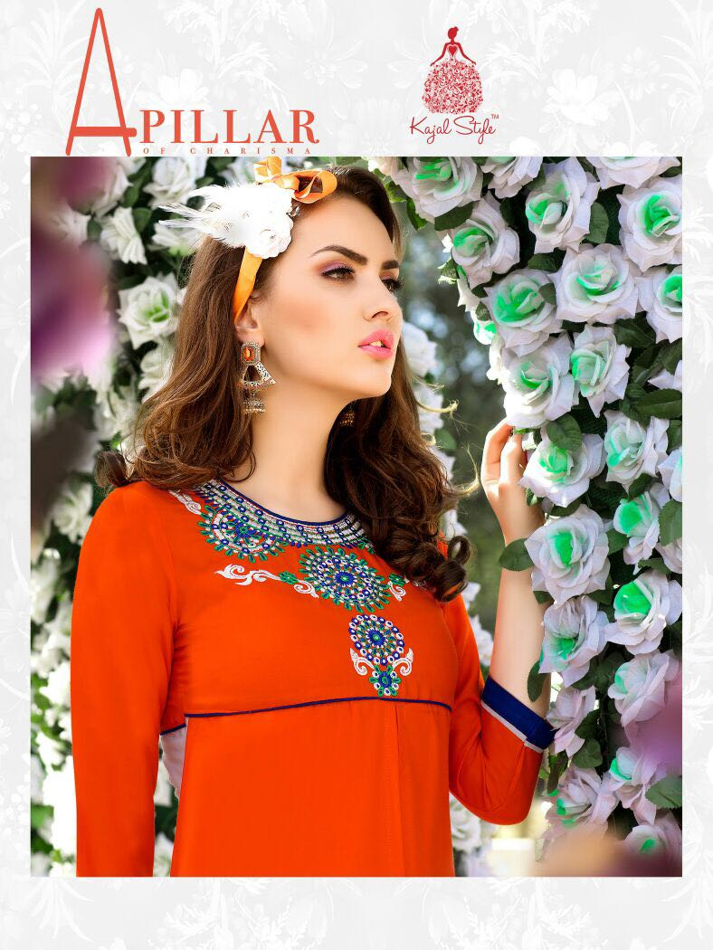 Kajal Style Sparkle Vol 4 at wholesale price in surat in rs 350