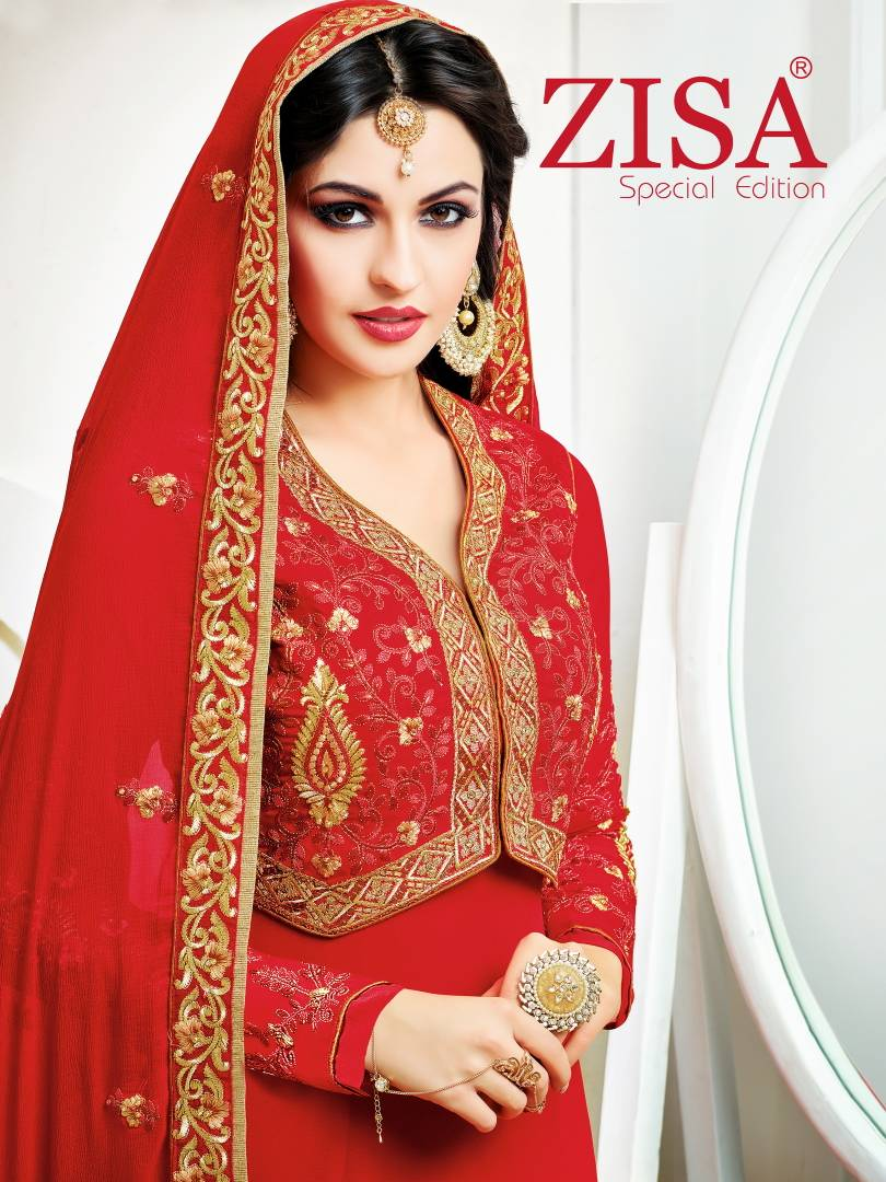 meera zisa special edition GEOGRTTE party wear nad casual wear salwar kameez wholesaler in surat india jptextile price rs