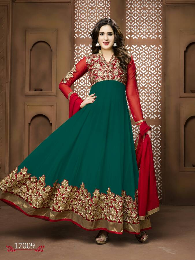 twisha 17000 series NEW ARRIVAL IN SURAT - INDIA JP TEXTILES PRICE RS 1695