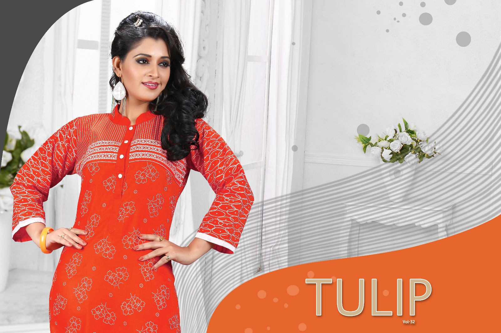 SWARN PANKH BY TULIP AT WHOLESALE PRICE KURTI IN STATE IN INDIA AT RS 245