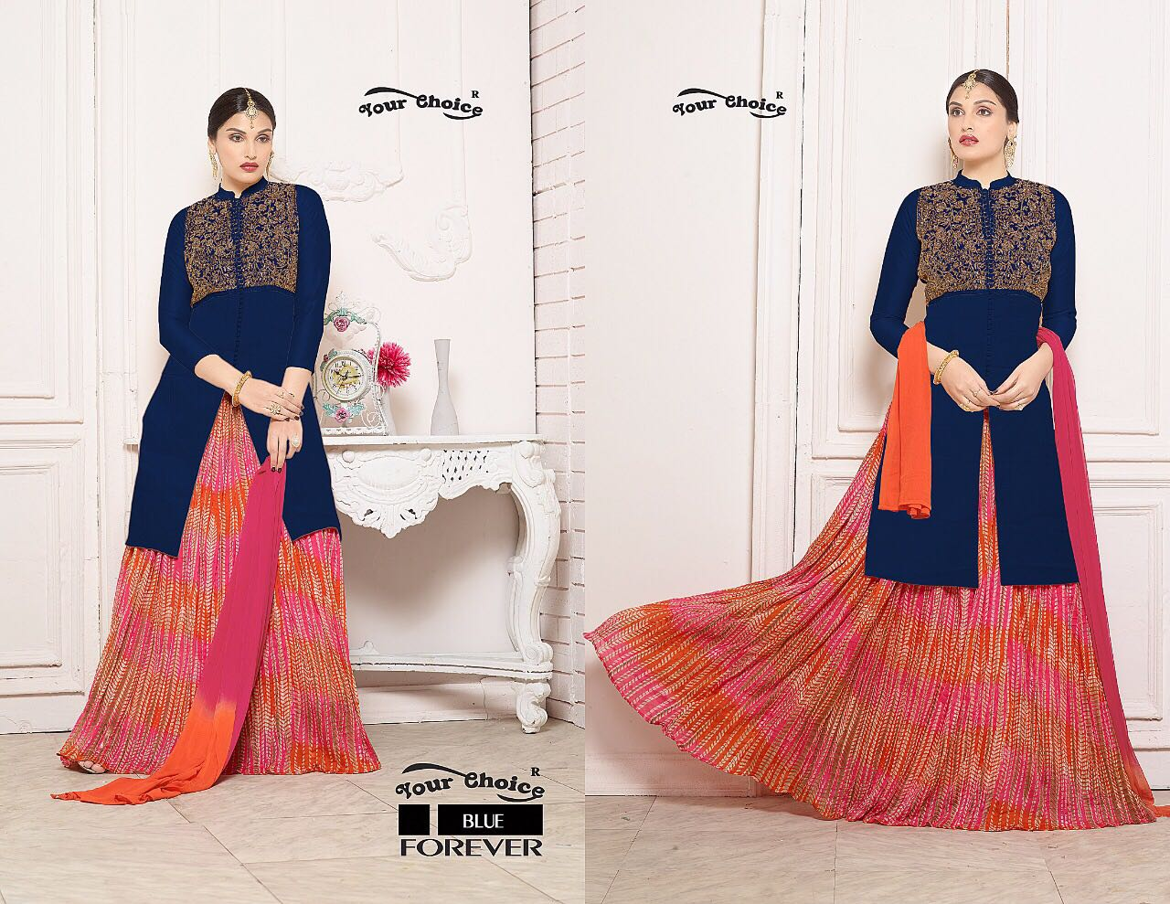 your choice forever salwar suit wholesaler in